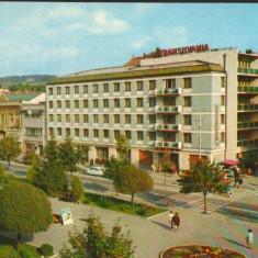 "CPI B13304 CARTE POSTALA - TARGU MURES, HOTEL ""TRANSILVANIA"""