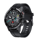 Ceas smartwatch PL16, retina display, bataile inimii, notificari, 1.3 inch, RegalSmart