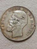 2 lei 1900 - monedă argint - 87.279 buc.