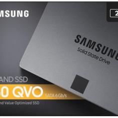 Samsung Ssd 860 Qvo 2.5inch 2tb Sata3, 550/520mbs