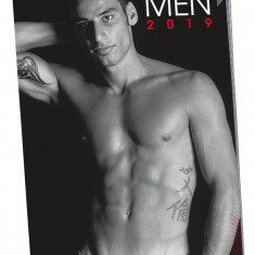 Calendar Sexy 2019 Barbati Nud