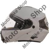 MBS Casca integrala Flip-Up AFX FX-36 Solid, M, argintiu, Cod Produs: 01001466PE