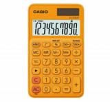 Calculator de birou Casio SL-310UC, 10 digits, potocaliu
