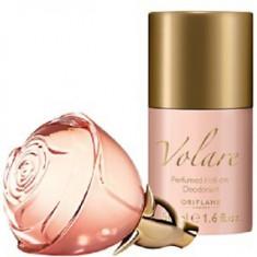 SET VOLARE , parfum si roll deodorant