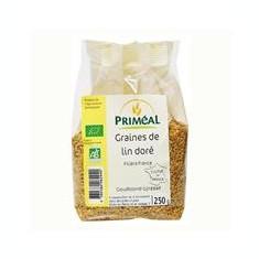 Seminte de In Auriu Bio Primeal 250gr Cod: 3380390224505