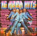 VINIL   ABBA – 16 ABBA Hits     VG+