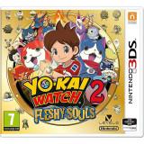 Joc consola Nintendo YO-KAI WATCH 2 Fleshy Souls Nintendo 3DS