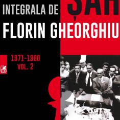 Integrala de sah | Florin Gheorghiu, cartea romaneasca