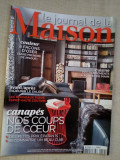 REVISTA LE JOURNAL DE LA MAISON - nr. 3 2013 - LIMBA FRANCEZA