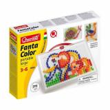 Jucarie Fanta Color Portabil 270 piese 0952 Quercetti