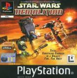 Joc PS1 Star Wars Demolition - A