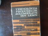 Tehnologia produselor aglomerate din lemn  istrate