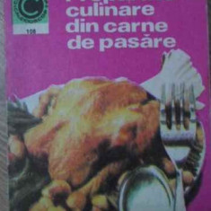 PREPARATE CULINARE DIN CARNE DE PASARE - ELENA RUSU