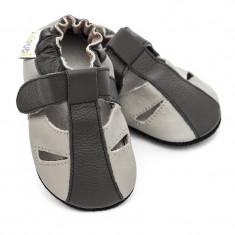 Sandale cu talpa moale Liliputi Stone