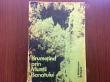 drumetind prin muntii banatului botosaneanu negrea editura sport turism 1976 RSR