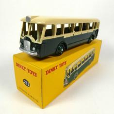 Macheta Autobus Parisien - Dinky Toys