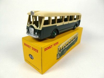 Macheta Autobus Parisien - Dinky Toys foto