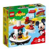 LEGO® DUPLO® - Barca lui Mickey (10881)