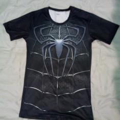 Tricou 3D Spiderman Marimea M - Venom , Super Eroi Albastru Inchis, Din imagine