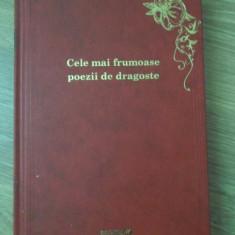 CELE MAI FRUMOASE POEZII DE DRAGOSTE - COLECTIV