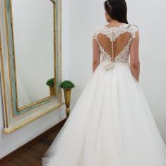 Vand rochie de mireasa- Colectia 2018, Rochii de mireasa printesa
