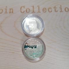 """Monedă 50 bani proof """"Ferdinand I"""""""