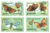 România, LP 1591/2002, Fluturi endemici din România, MNH