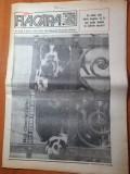 flacara 21 martie 1990-art. ne vindem tara?,3 luni de la revolutie
