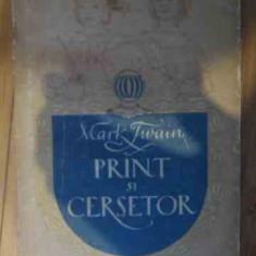 Print Si Cersetor - Mark Twain ,537715