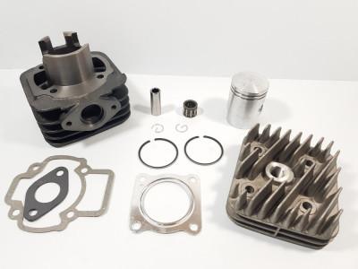 Kit Cilindru Set Motor + CHIULOASA Scuter Piaggio Piagio Liberty 49cc 50cc AER foto