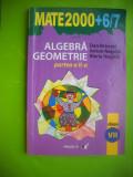 HOPCT MATE 2000  6/7 ALGEBRA GEOMETRIE CL VII DAN BRANZEI-PARTEA II -165  PAG