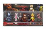 FNAF-Five Nights at Freddy'S set 6 figurine