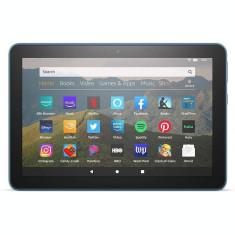 Tableta Amazon Fire HD 8 inch Quad Core 32GB 2GB RAM Android 9.0 Pie Blue