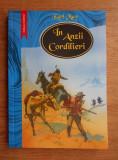 Carte vintage 2002,Karl May-In Anzii Cordilieri,Ed.Corint,stare FB,Bibliografie, Sandra Brown
