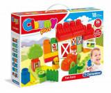 Cuburi de construit - La ferma PlayLearn Toys