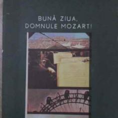 BUNA ZIUA, DOMNULE MOZART! - LUCIAN CURSARU