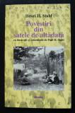Henri H. Stahl - Povestiri din satele de altădată (ilustrații de Paul H. Stahl)