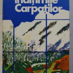 PE INALTIMILE CARPATILOR de OVIDIU MANITIU , 1979