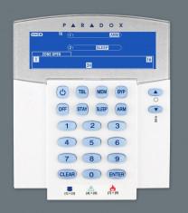 Tastatura Paradox K37 LCD cu pictograme( icoane)- radio; compatibilitate: SP foto