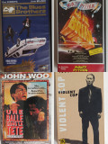 Filme pe casetă video originală Monthy Python Blues Brothers, Caseta video, Romana, warner bros. pictures
