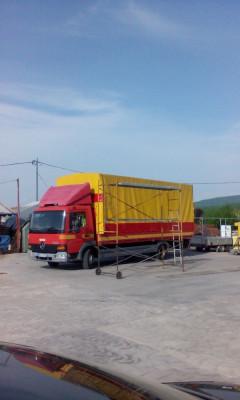 Vand camion foto