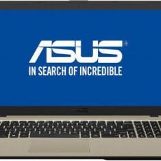 Laptop Asus VivoBook X540UB-DM1150 (Procesor Intel® Core™ i3-7020U (3M Cache, up to 2.30 GHz), 15.6inch FHD, 4GB, 1TB HDD @5400RPM, nVidia GeForce MX1, Intel Core i3, 4 GB, 1 TB