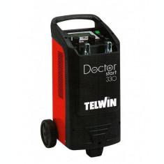 Redresor auto Telwin DOCTOR START 330 230V 12-24V Rosu