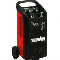 Redresor auto Telwin DOCTOR START 330 230V 12-24V Rosu