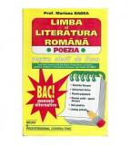 Limba si Literatura Romana - Poezia - pentru elevii de liceu