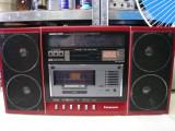 Radiocasetofon PANASONIC RX-F32LS(cu probleme)