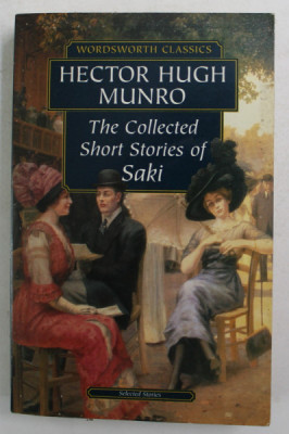 THE COLLECTED SHORT STORIES OF SAKI by HECTOR HUGH MUNRO - 1993 foto