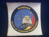 Efecte militare - Emblemă textilă militară - Baza 93 Aeriană Timișoara - Aviație