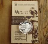 BNR 10 Lei 2010 Proof, Hariclea Darclee - Argint