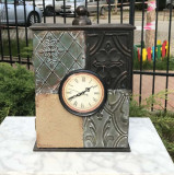 Ceas in stil Arabesc - Cutie Depozitare